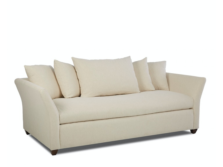 Klaussner living room fifi sofa d28934 s american factory direct baton rouge la mandeville for Chaise factory rouge