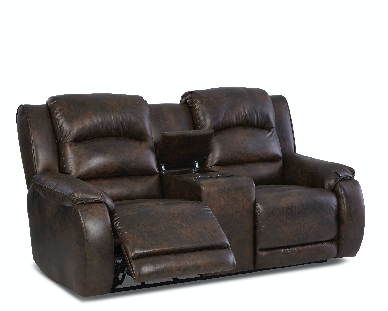 Klaussner Living Room Reuben Loveseat 76903 8 Pwcrl