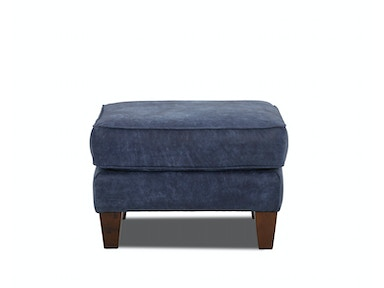 Klaussner Living Room Lucy Ottoman