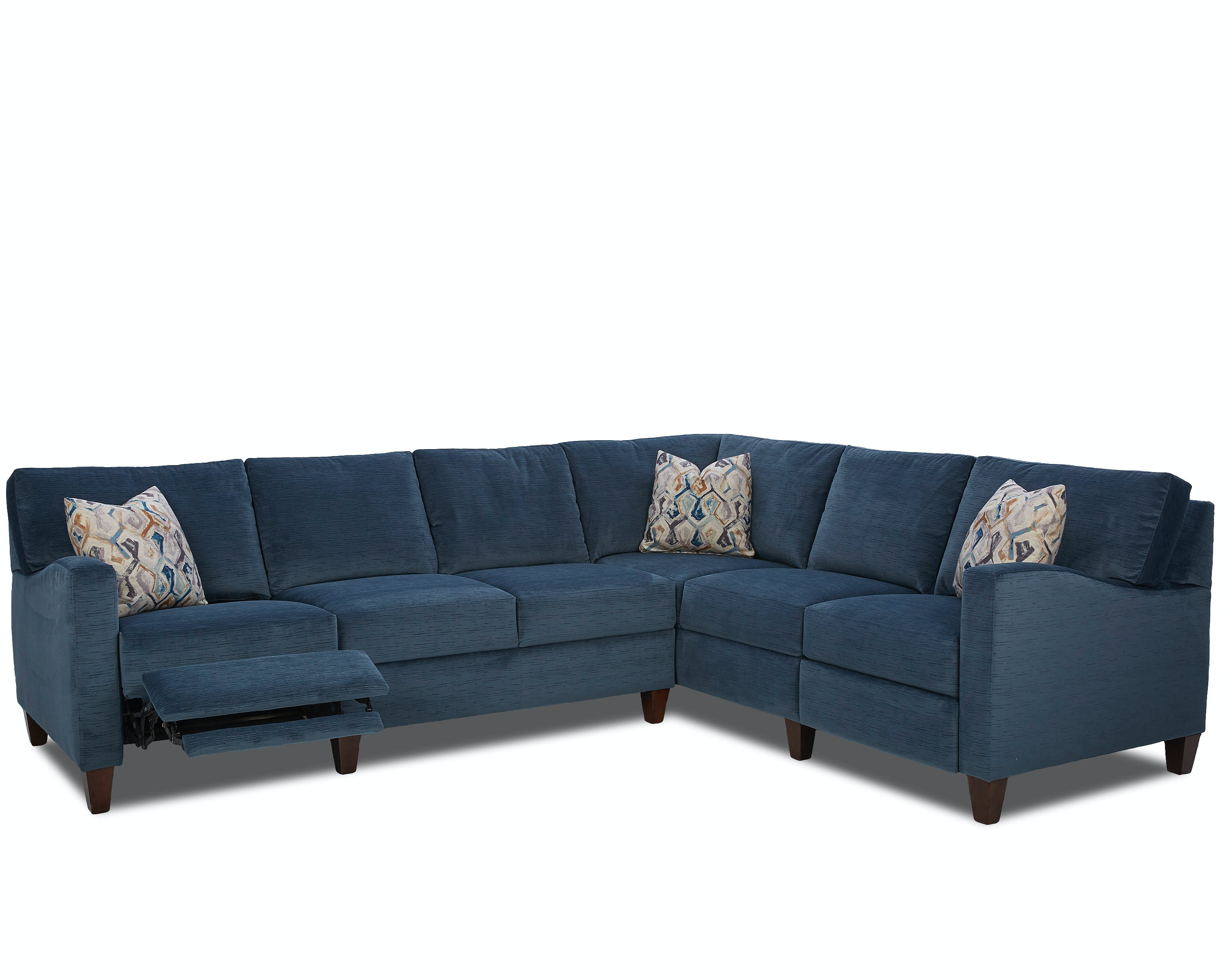 ... Simple Elegance Colleen Sectional 19303 Sectional ...