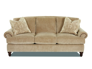 Klaussner Living Room BECKETT Sofa