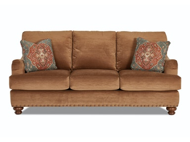 Klaussner Living Room LOXLEY Sofa
