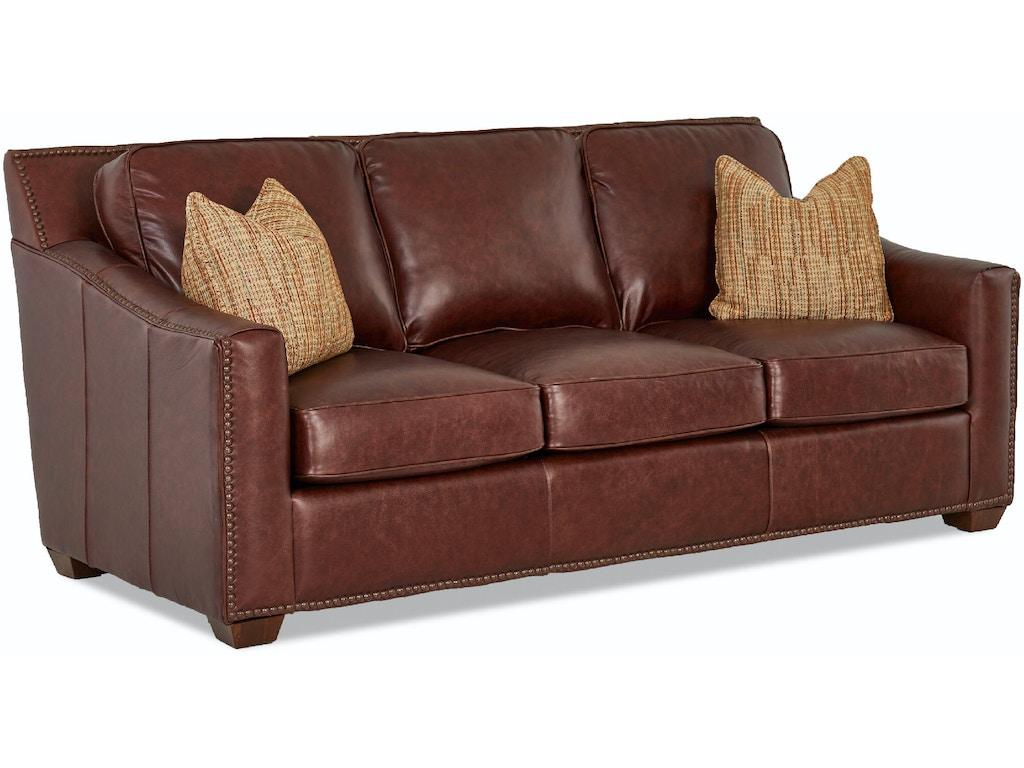 Klaussner living room owen ld99810ap s hamilton sofa for D furniture galleries rockville md