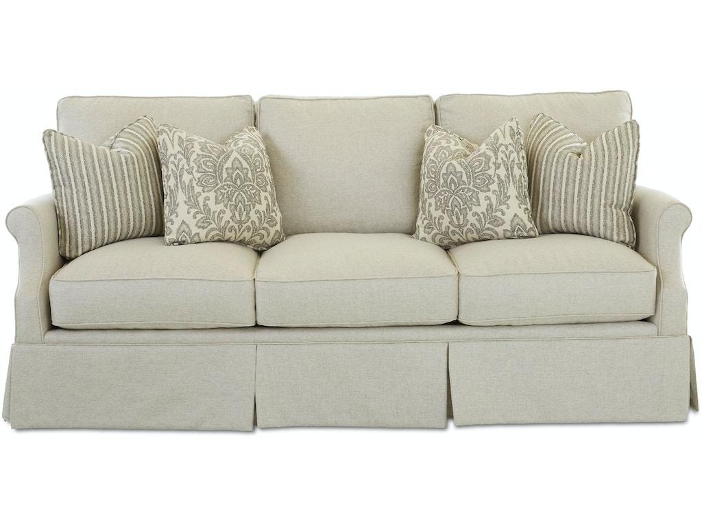 Klaussner Living Room Madam Chairman D7012 S Hanks Fine Furniture Bentonville Ar Conway