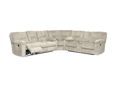 Klaussner Living Room Toronto Sectional