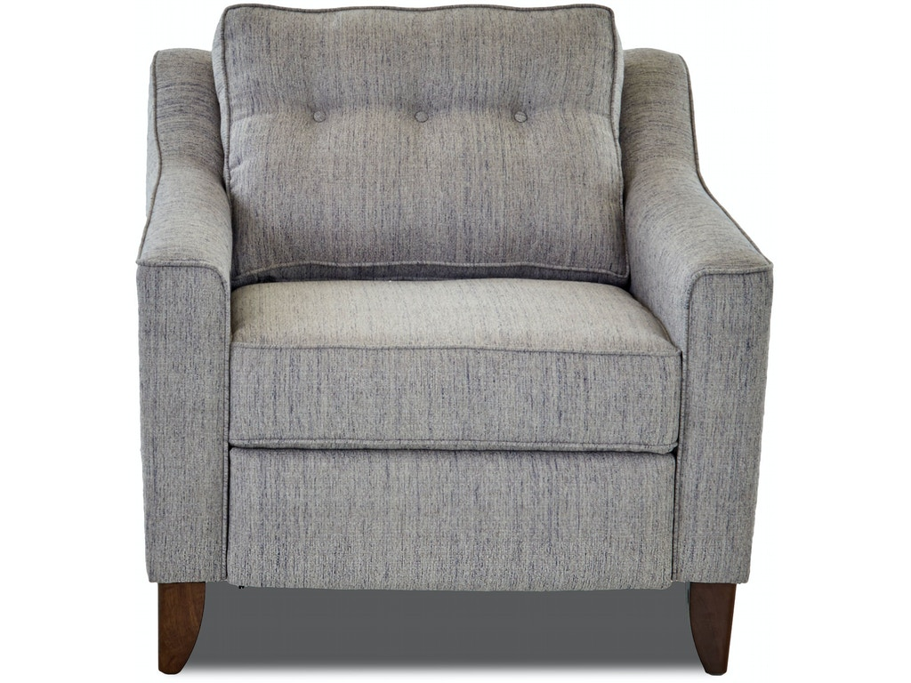 Klaussner Living Room Audrina Chair 31603 Pwrc Hanks Fine Furniture Bentonville Ar Conway