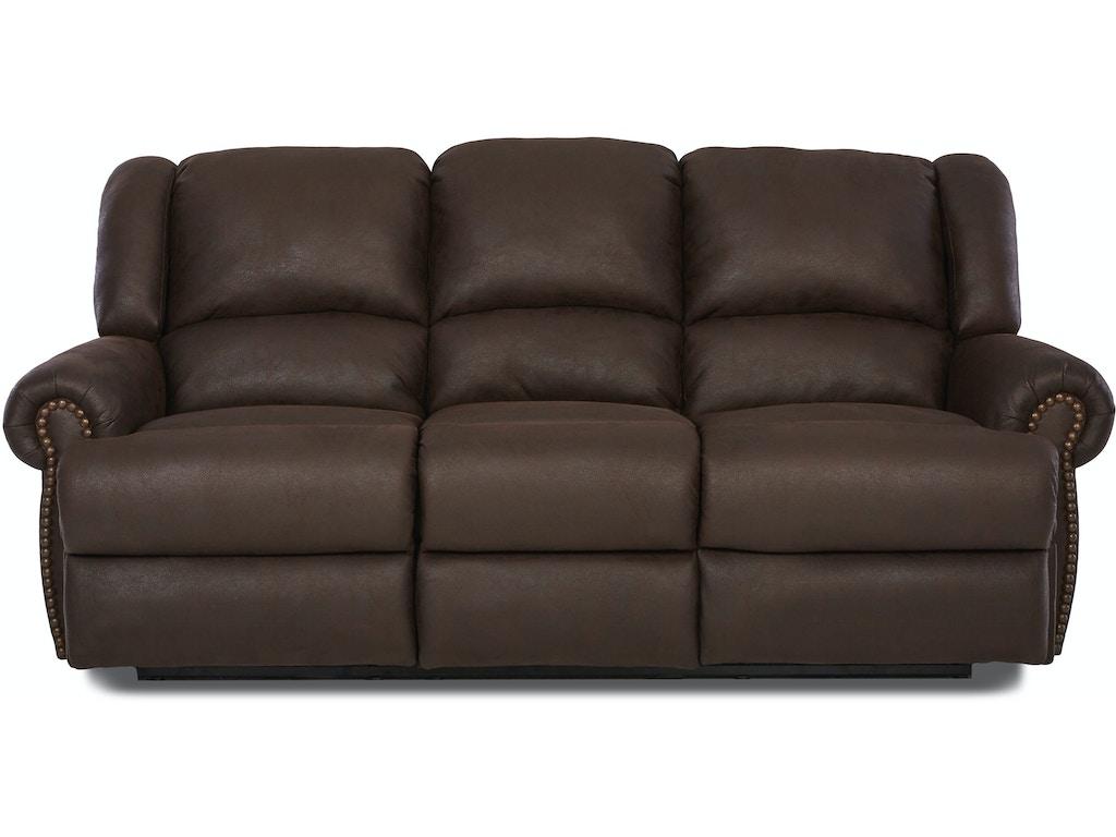 Klaussner Living Room Edinburgh Sofa 78713 Pwrs American