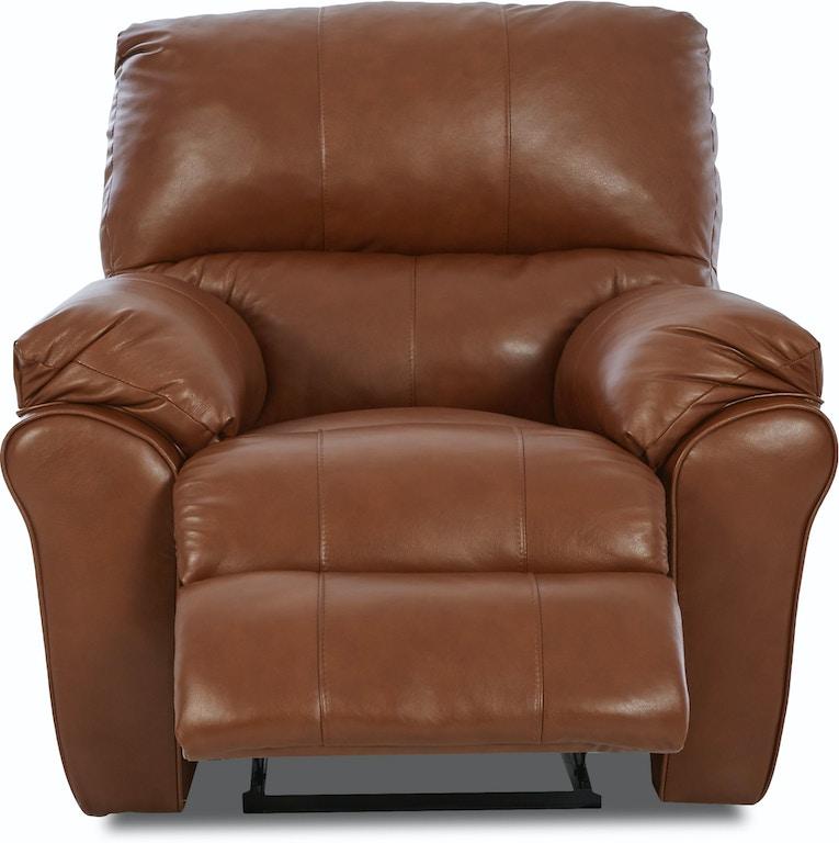 Hanks Fine Furniture: Klaussner Living Room Bateman Chair LV64703 PWRC