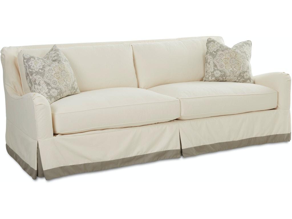 Klaussner living room reflection d76100 s hamilton sofa for D furniture galleries rockville md