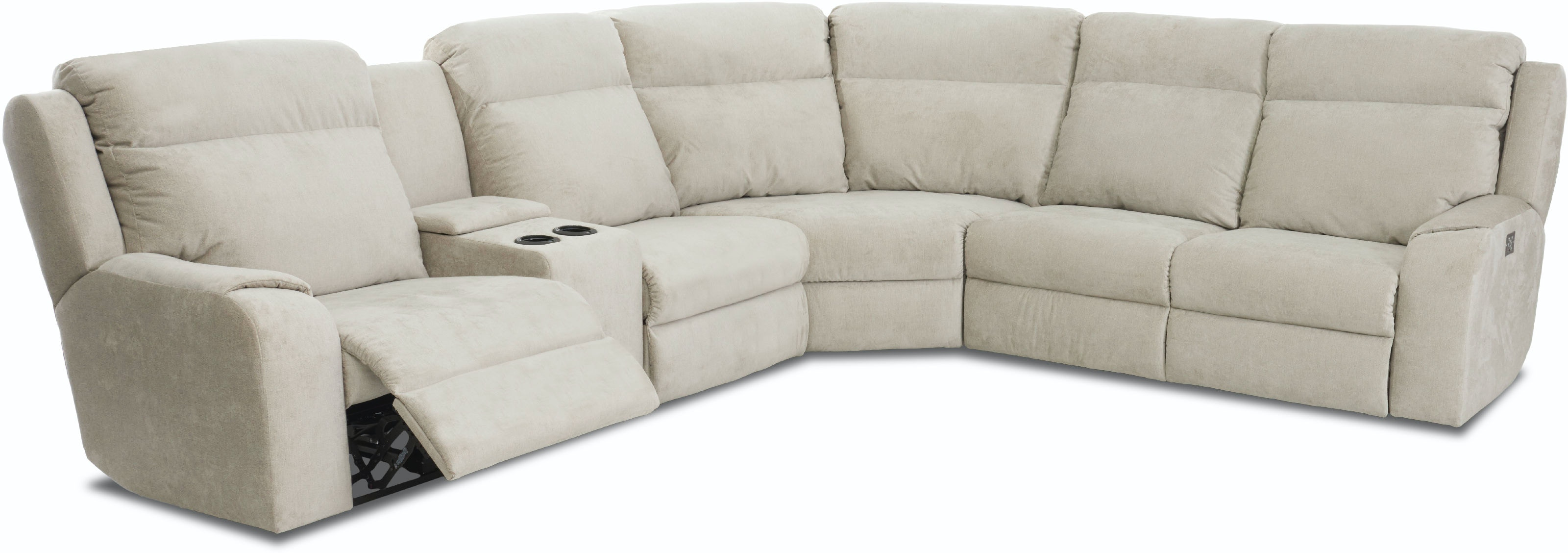 70903 8 Sectklaussner Sectional Karl S