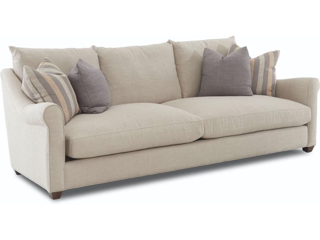Klaussner Living Room Zoe D32500 Xs Hanks Fine Furniture Bentonville Ar Conway Ar Destin
