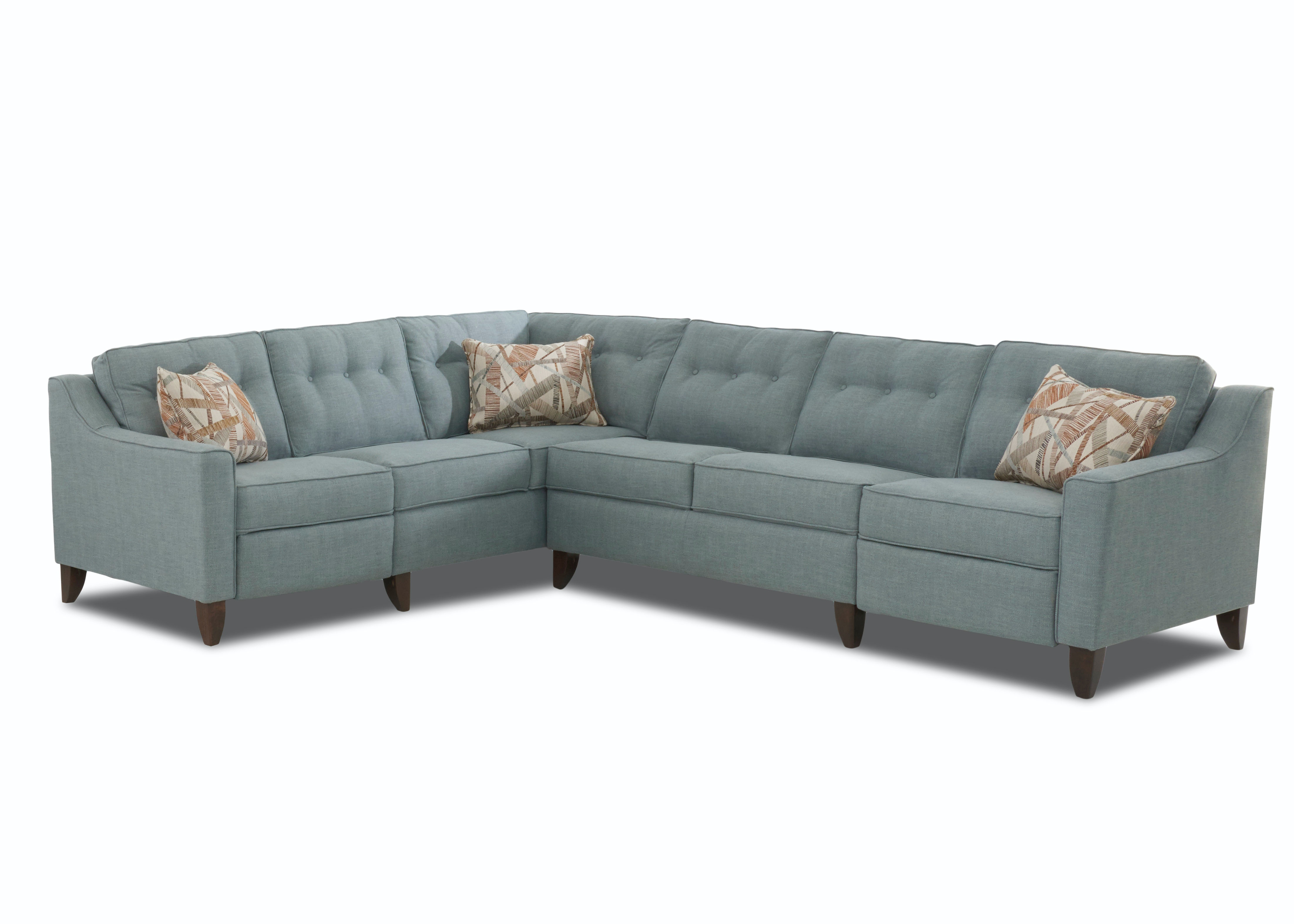 Klaussner Audrina Sectional 31603 SECT
