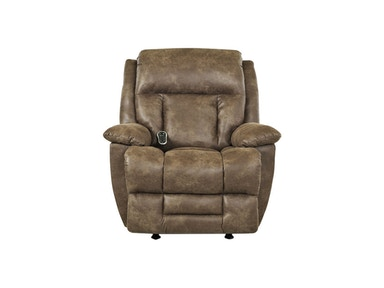 Klaussner Living Room Biscayne Rocker Recliner