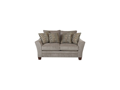 Klaussner Living Room Posen Loveseat