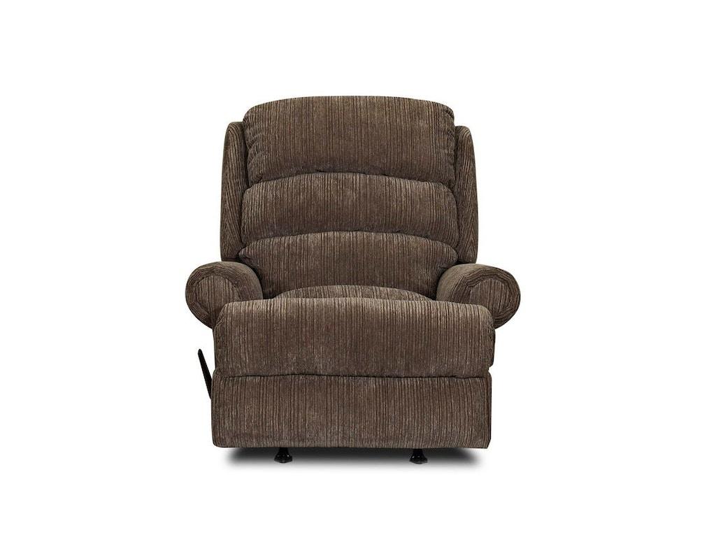Klaussner Living Room Norman 91003H RC - Carolina Furniture Concepts ...