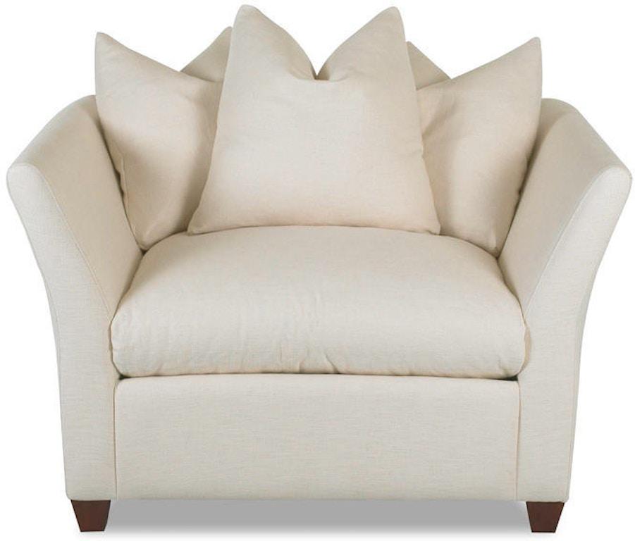 Hanks Fine Furniture: Klaussner Living Room Fifi Chair D28944 C