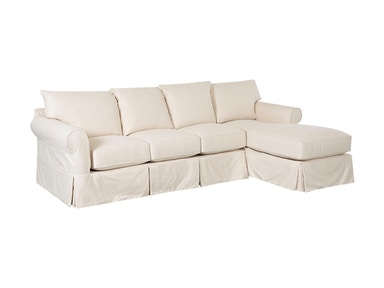 Klaussner Living Room Jenny Sectional