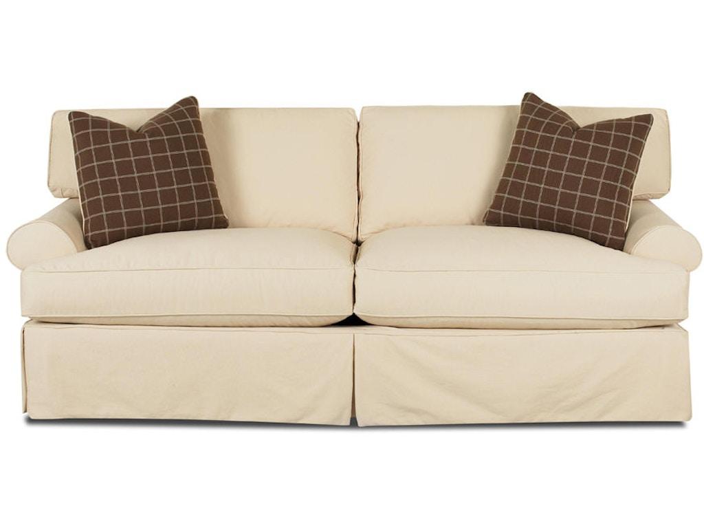 Klaussner Living Room Lahoya Slipcover D28100 S Hanks