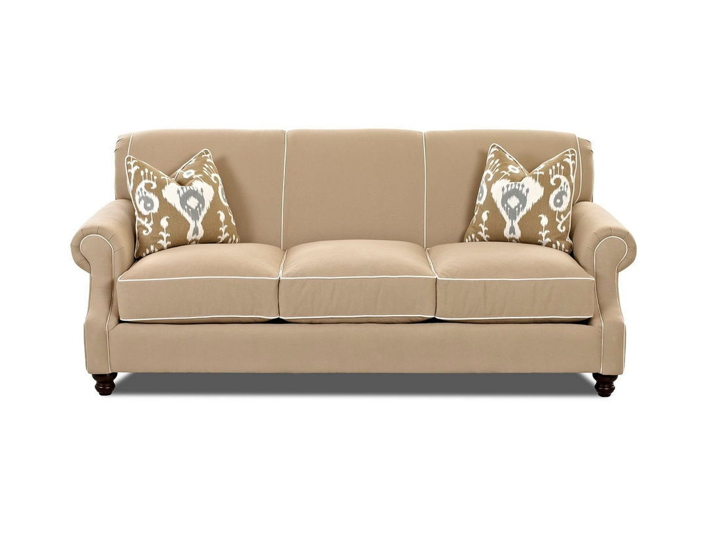 Klaussner Living Room Fremont D30430p S Hanks Fine Furniture Bentonville Ar Conway Ar