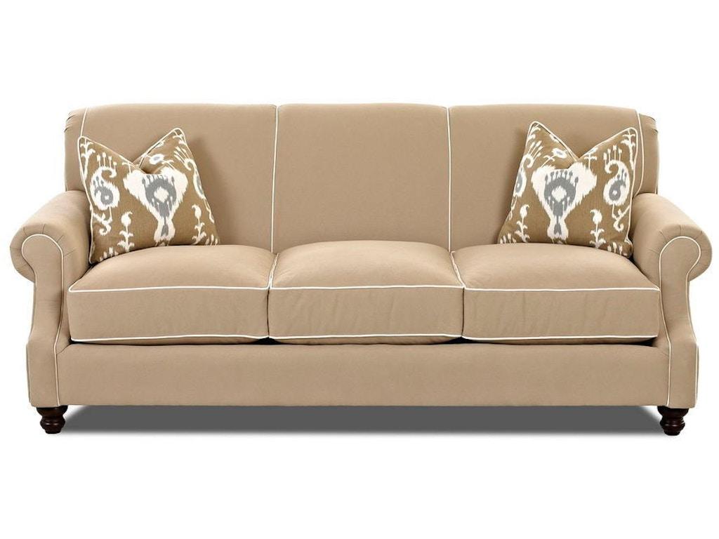 Klaussner Living Room Fremont D30430p S Hanks Fine