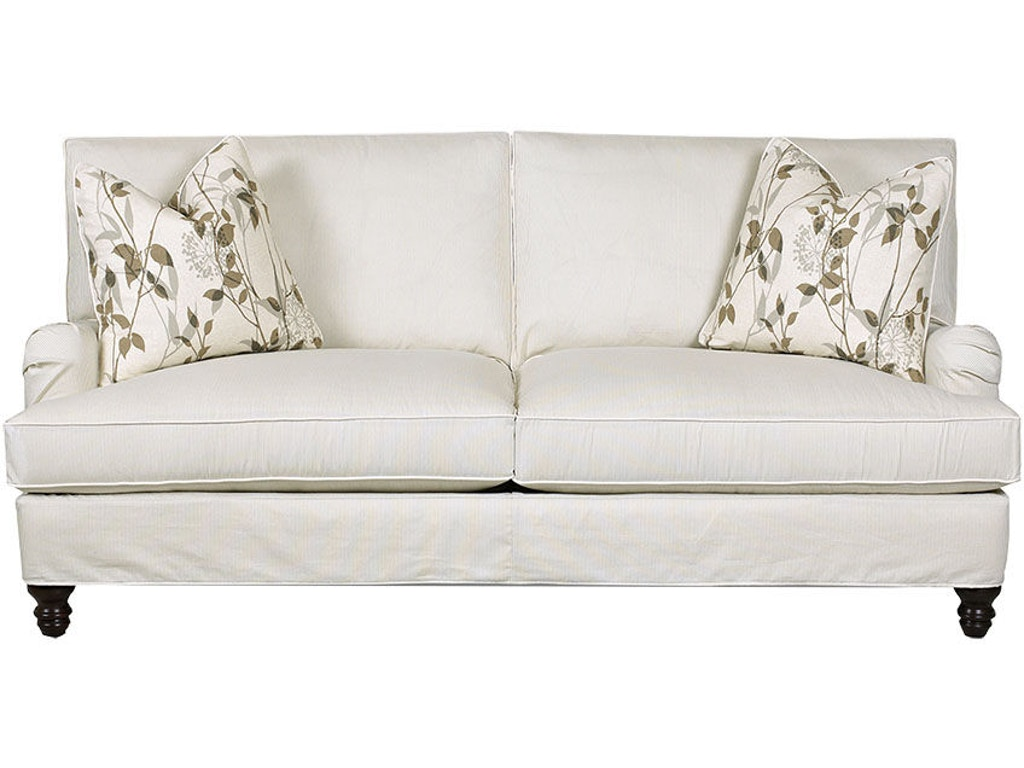 Klaussner Living Room Loewy Slipcover D40100 S Hanks Fine Furniture Bentonville Ar Conway
