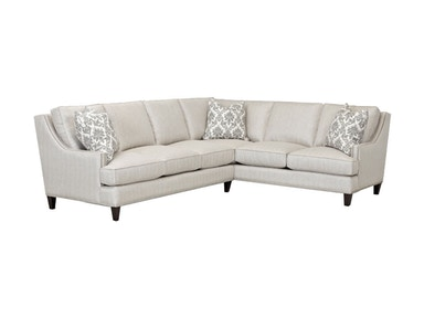 Klaussner Living Room Duchess Sectional
