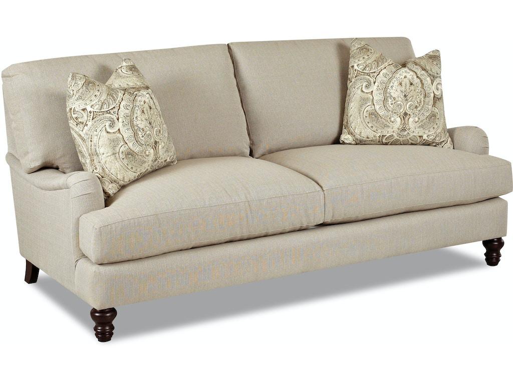 Klaussner Living Room Loewy D40900 S Hanks Fine Furniture Bentonville Ar Conway Ar