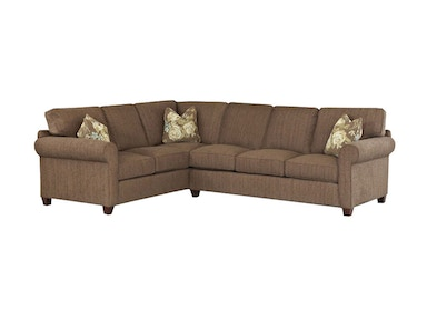 Klaussner Living Room Lillington Sectional