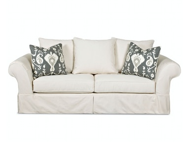 Klaussner Living Room Charleston Sofa