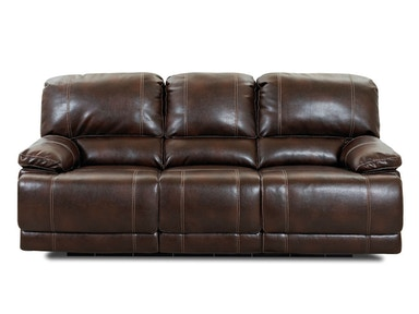 Klaussner Living Room Darius-US Reclining Sofa