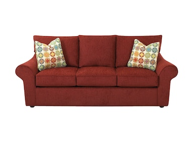 Klaussner Living Room Folio Sofa
