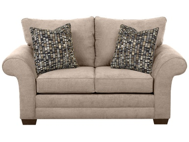 Klaussner Living Room Holly Loveseat
