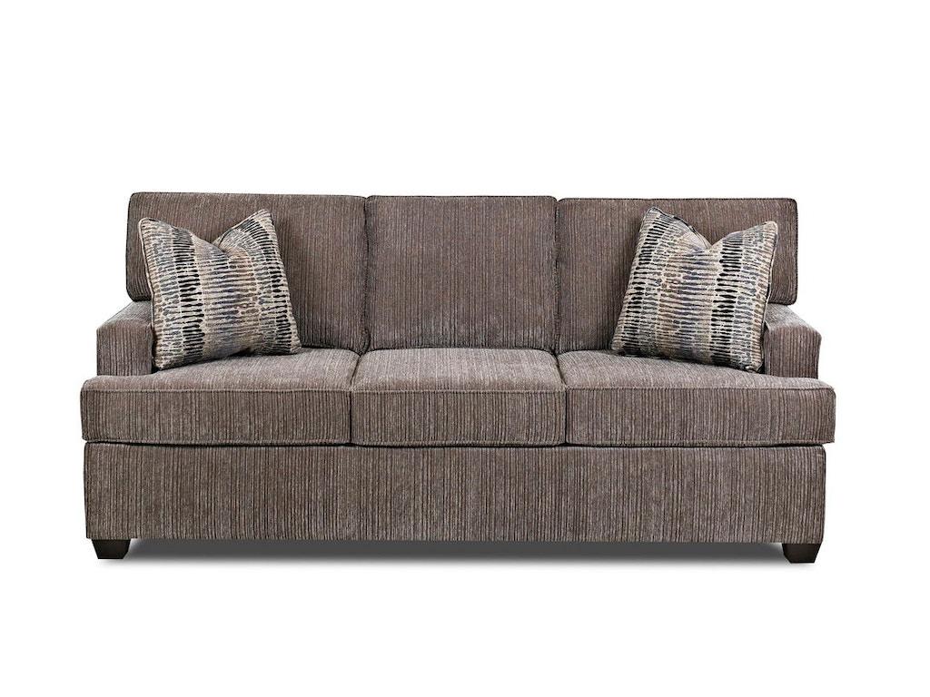 Klaussner Living Room Cruze Dreamquest Queen Sleeper E92820 Dqsl Hanks Fine Furniture