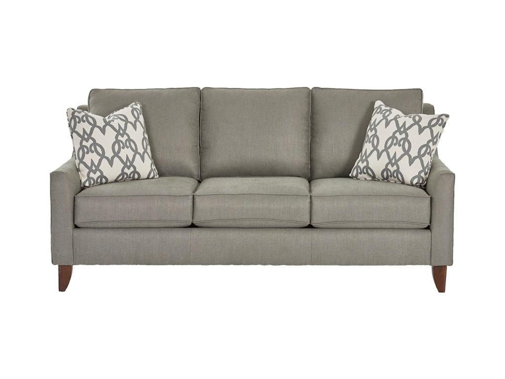 Klaussner Living Room BELTON K10200 S - Hanks Fine Furniture - Bentonville, AR, Conway, AR ...