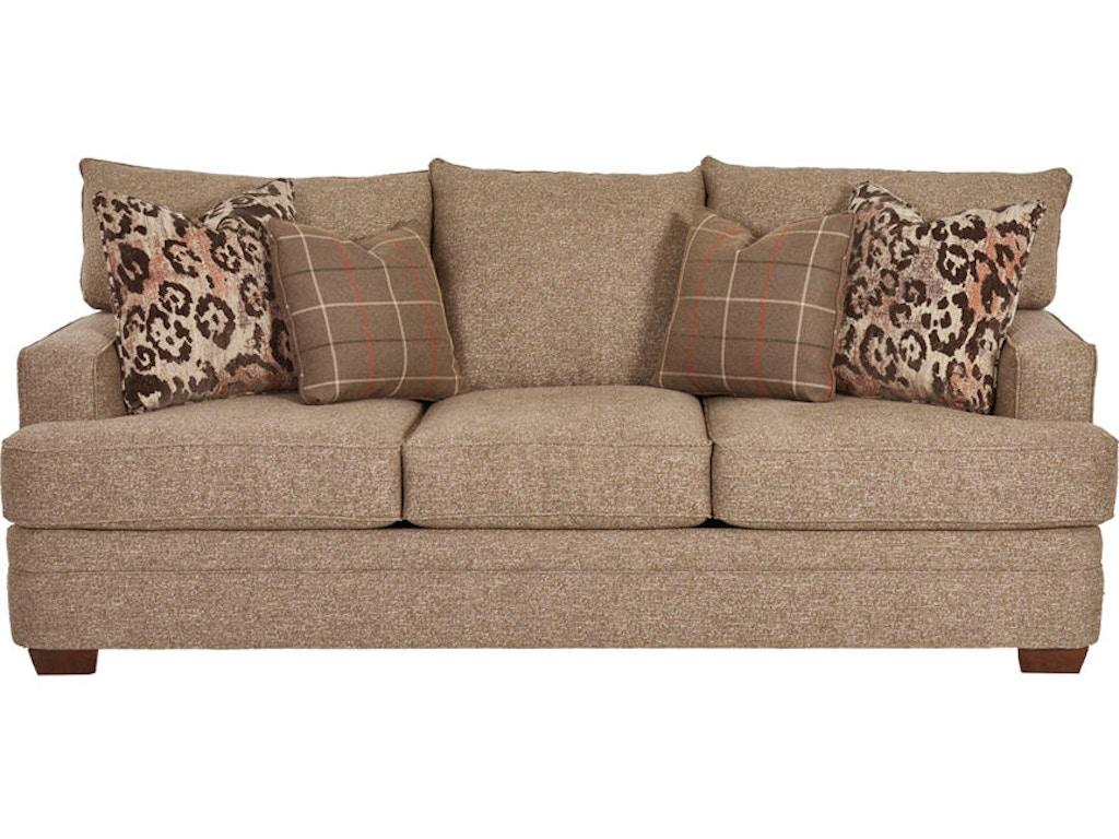 Klaussner Living Room Chadwick K28500 S Hamilton Sofa Leather Gallery Chantilly Falls
