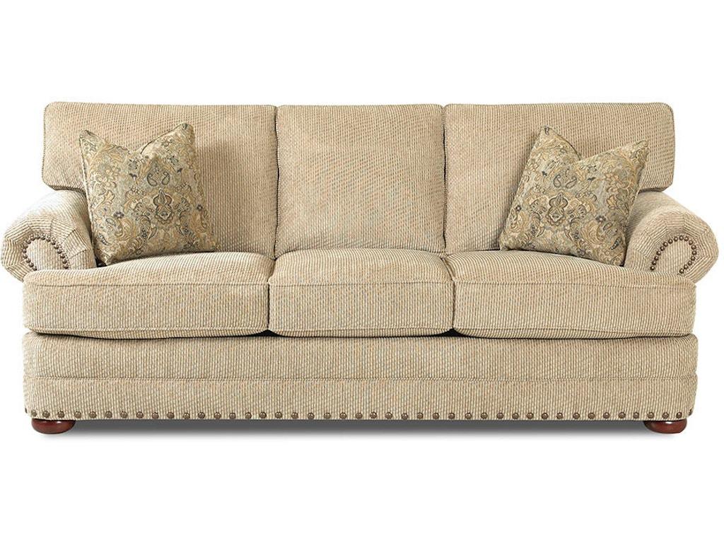 Klaussner Living Room Cliffside K30200 S Hanks Fine