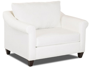 Klaussner Living Room Diego Chair