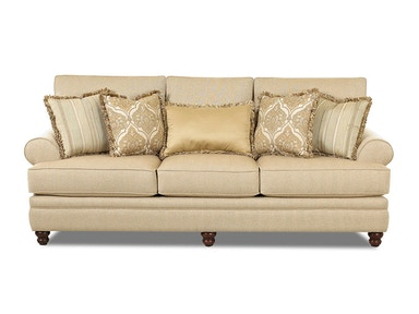 Klaussner Living Room Darcy Sofa