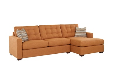 Klaussner Living Room Lido Sectionals