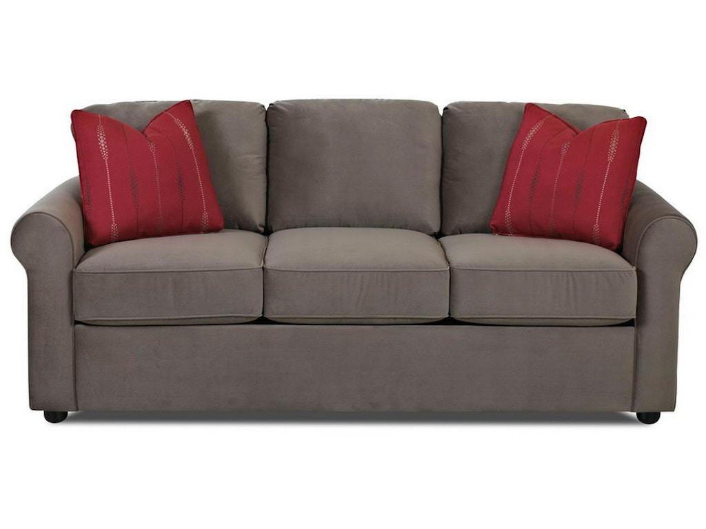 Klaussner Living Room Silva K44400 S Hanks Fine