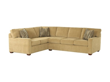 Klaussner Living Room Selection Sectional