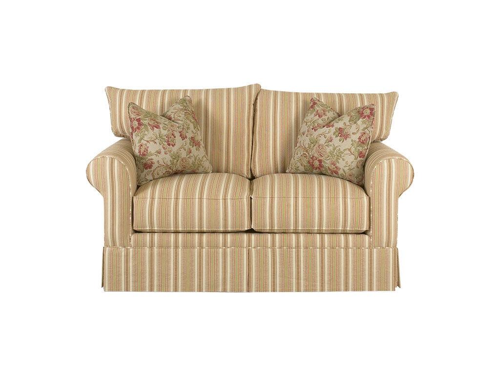 Klaussner Living Room Grove Park Loveseat K7000 Ls Hanks