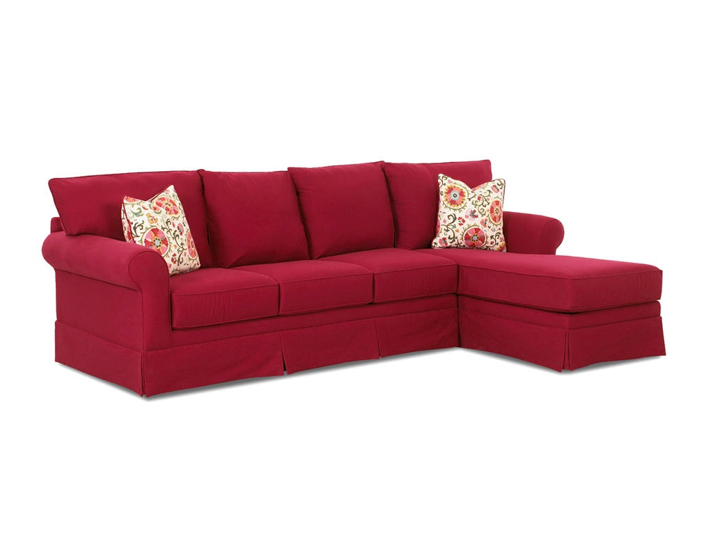 Klaussner Living Room Grove Park K7000-FAB-SECT - Hanks Fine Furniture - Bentonville, AR, Conway ...