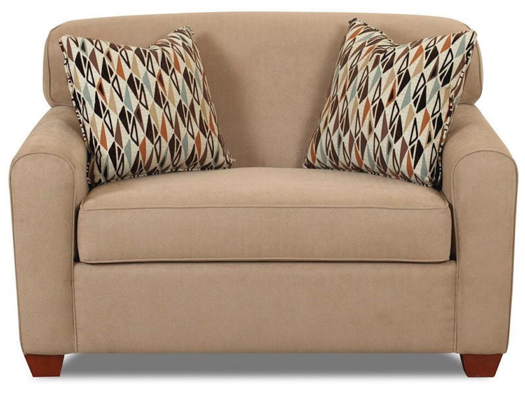 Klaussner Living Room Zuma Dreamquest Twin Sleeper K71300