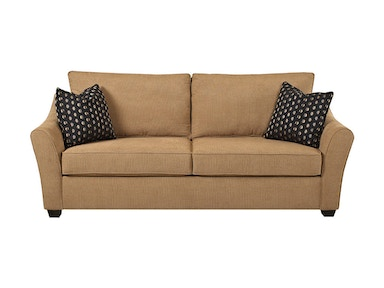 Klaussner Living Room Linville Sofa