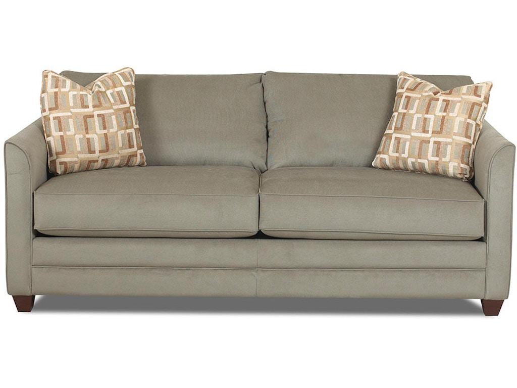Klaussner Living Room Tilly Sofa K84200p S Hanks Fine Furniture Bentonville Ar Conway Ar
