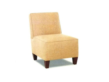 Klaussner Living Room Kaylee Armless Chair