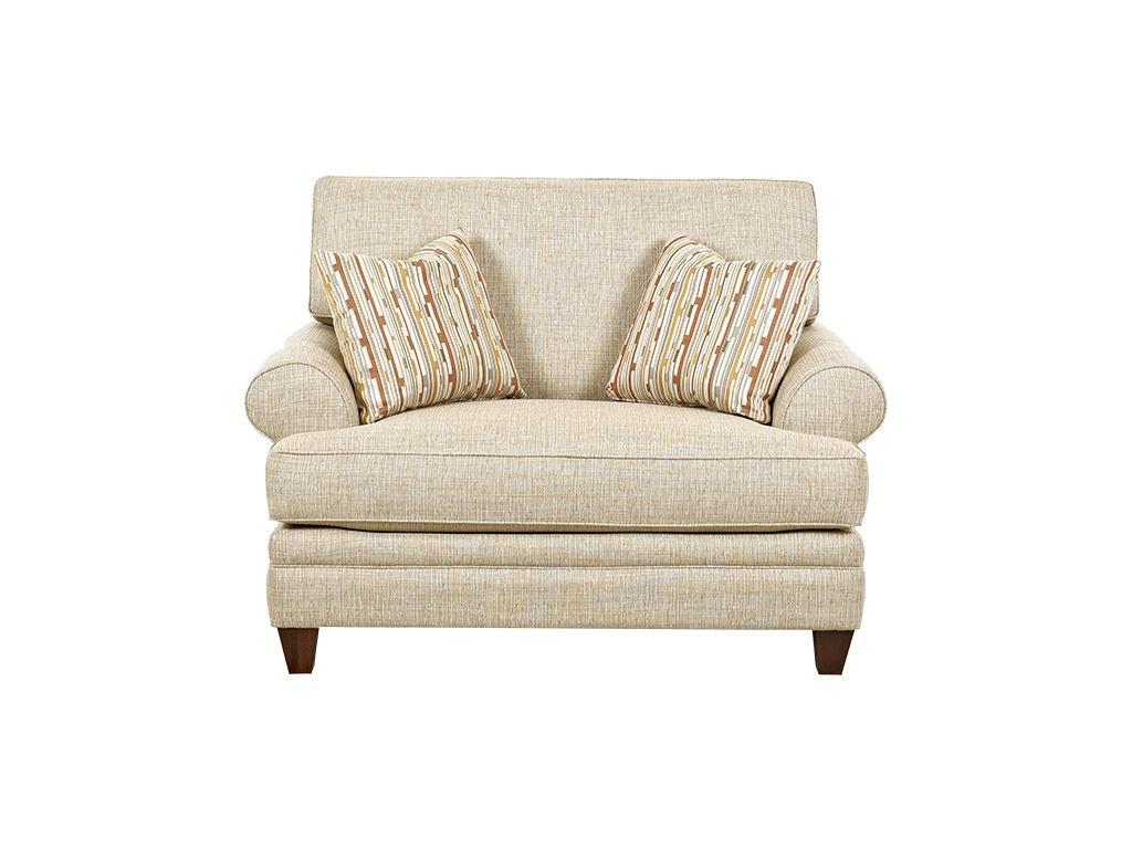 Klaussner Fresno Chair K99340 C ...