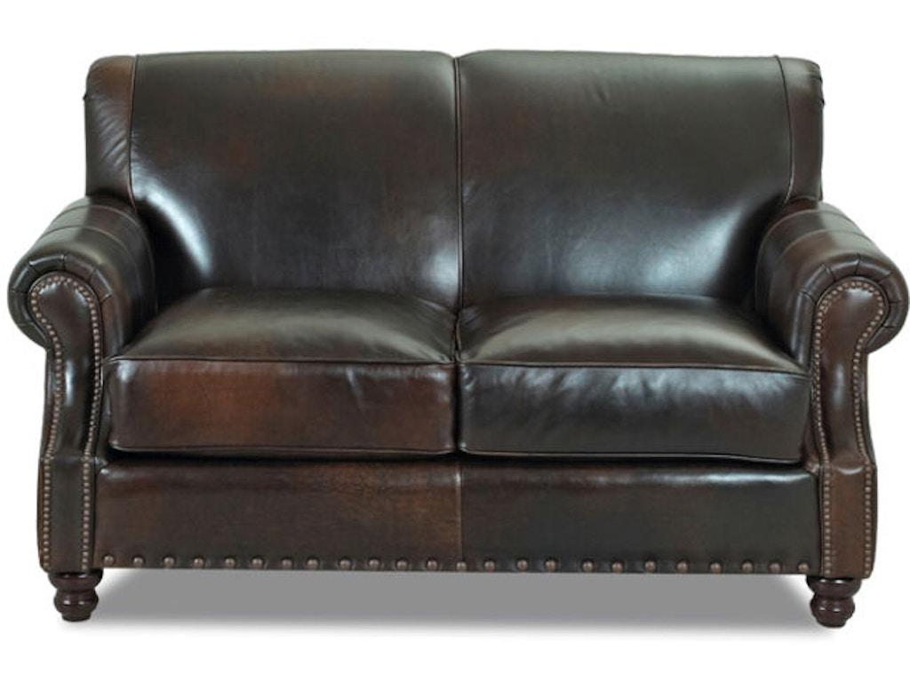 Klaussner Living Room Fremont Loveseat Ld30410 Ls Hanks