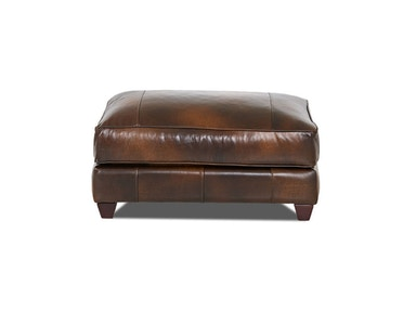 Klaussner Living Room Carolina Preserves Ottoman